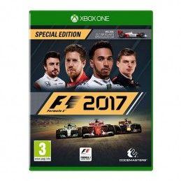 FORMULA1 2017 F1 2017 XBOXONE USATO ITALIANO