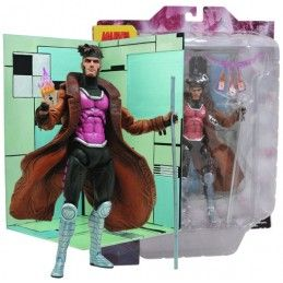 DIAMOND SELECT MARVEL SELECT GAMBIT ACTION FIGURE