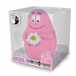 BARBAPAPA - DAISY MINI BANK SALVADANAIO FIGURE PLASTOY
