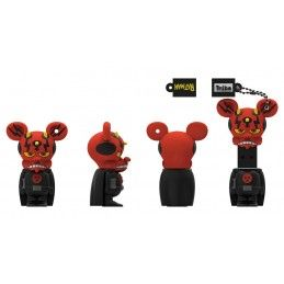 RAT-MAN CHIAVETTA USB FLASH DRIVE 8GB DARKMOUSE INFINITE STATUE