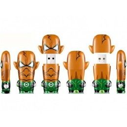 MIMOCO GREEN LANTERN CHIAVETTA USB FLASH DRIVE 4GB TOMAR-RE