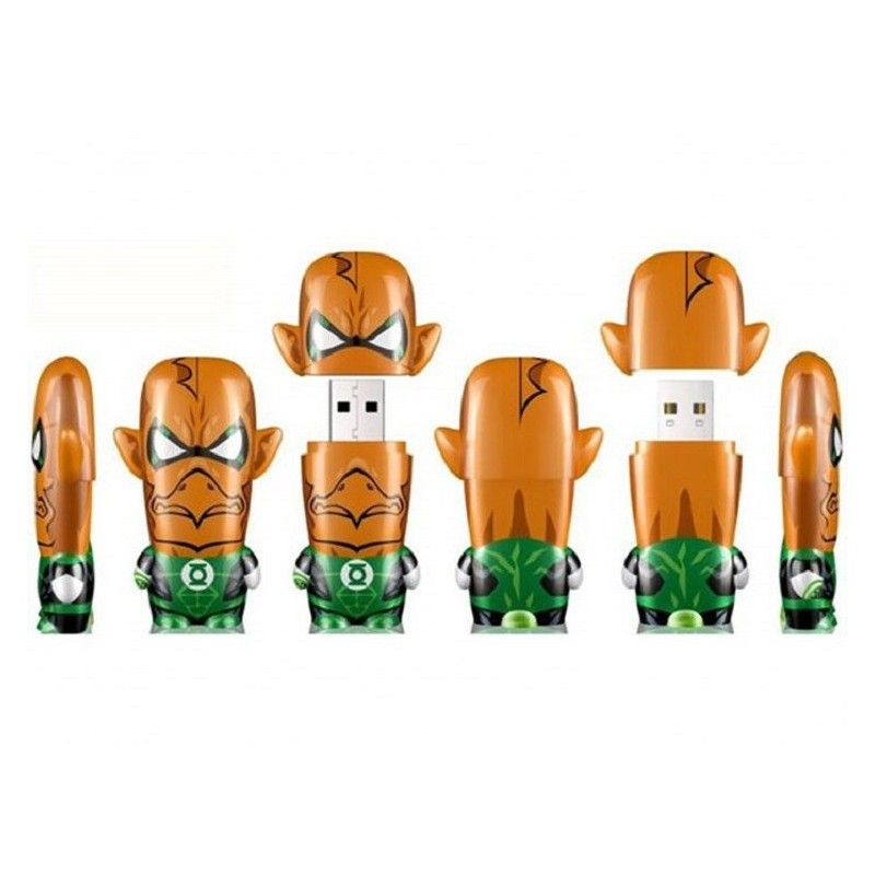 GREEN LANTERN CHIAVETTA USB FLASH DRIVE 4GB TOMAR-RE MIMOCO