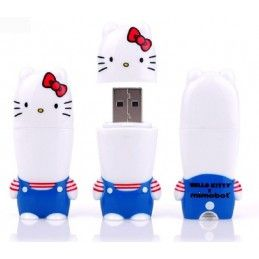 HELLO KITTY CHIAVETTA USB FLASH DRIVE 4GB MIMOCO