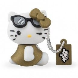 MAIKII HELLO KITTY DIVA CHIAVETTA USB FLASH DRIVE 4GB