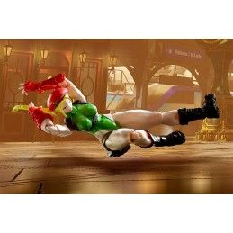 STREET FIGHTER 5 CAMMY S.H. FIGUARTS ACTION FIGURE
