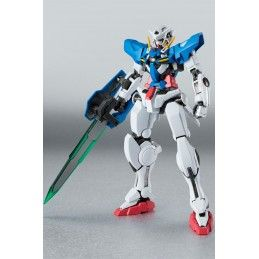 THE ROBOT SPIRITS - GUNDAM EXIA REP II + III OPT PARTS ACTION FIGURE BANDAI