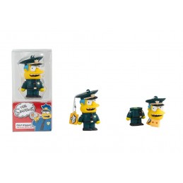 THE SIMPSONS CHIEF WIGGUM CHIAVETTA USB FLASH DRIVE 8GB MAIKII