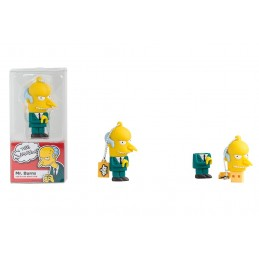 THE SIMPSONS MR BURNS CHIAVETTA USB FLASH DRIVE 8GB