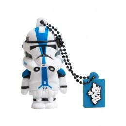 STAR WARS CLONE TROOPER CHIAVETTA USB FLASH DRIVE 8GB