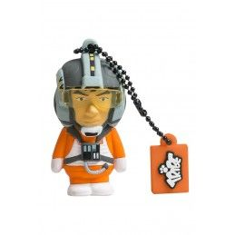 STAR WARS X-WING PILOT CHIAVETTA USB FLASH DRIVE 8GB MAIKII