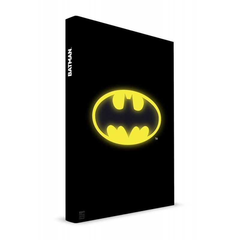 BATMAN BIG NOTEBOOK WITH LIGHT - TACCUINO LUMINOSO 19X29CM SD TOYS