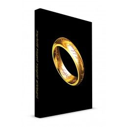 LORD OF THE RING BIG NOTEBOOK LIGHT UP - TACCUINO LUMINOSO 19X29CM