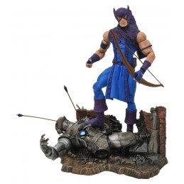 DIAMOND MARVEL SELECT AVENGERS HAWKEYE OCCHIO DI FALCO