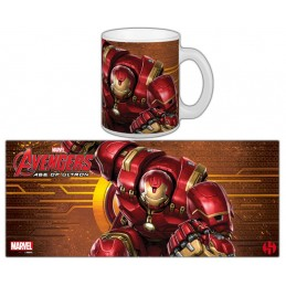 AVENGERS AGE OF ULTRON IRON MAN HULKBUSTER MUG TAZZA IN CERAMICA SEMIC