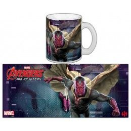 AVENGERS AGE OF ULTRON VISIONE MUG TAZZA IN CERAMICA SEMIC