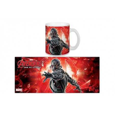 AVENGERS AGE OF ULTRON - ULTRON MUG TAZZA IN CERAMICA