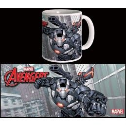 AVENGERS WAR MACHINE MUG TAZZA IN CERAMICA SEMIC