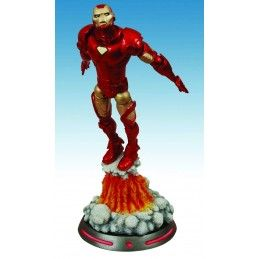 MARVEL SELECT AVENGERS IRON MAN IRONMAN ACTION FIGURE DIAMOND SELECT