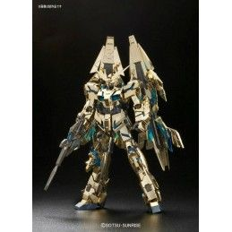 MASTER GRADE MG RX-0 UNICORN GUNDAM 03 PHENEX 1/100 MODEL KIT ACTION FIGURE