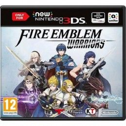 FIRE EMBLEM WARRIORS 3DS NUOVO ITALIANO