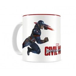 CIVIL WAR DUEL MUG TAZZA IN CERAMICA SD TOYS