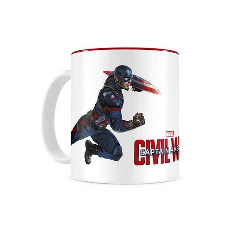 SD TOYS CIVIL WAR DUEL MUG TAZZA IN CERAMICA