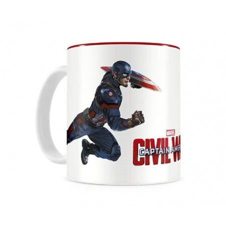 CIVIL WAR DUEL MUG TAZZA IN CERAMICA