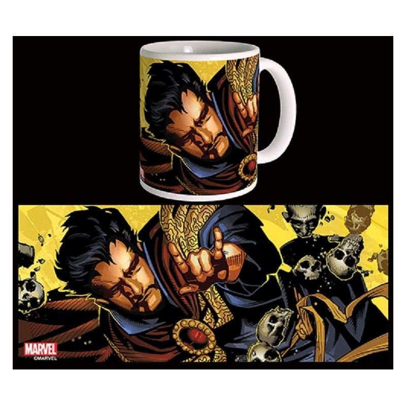 SEMIC DOCTOR STRANGE COVER MUG TAZZA IN CERAMICA