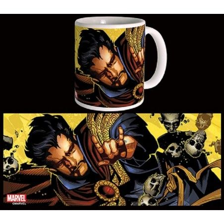DOCTOR STRANGE COVER MUG TAZZA IN CERAMICA