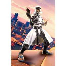 BANDAI STREET FIGHTER 5 RASHID S.H. FIGUARTS ACTION FIGURE