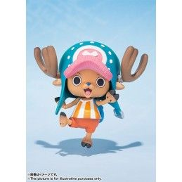 ONE PIECE TONY TONY CHOPPER 5TH ANNIVERSARY FIGUARTS ZERO FIGURE BANDAI