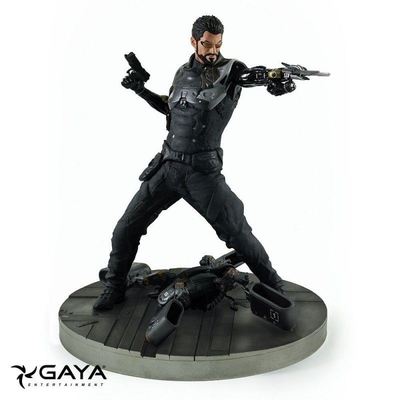 DEUS EX MANKIND DIVIDED - ADAM JENSEN STATUE FIGURE