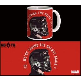 GUARDIANS OF THE GALAXY VOL.2 STAR-LORD MUG TAZZA IN CERAMICA SEMIC