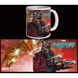 GUARDIANS OF THE GALAXY VOL.2 STAR-LORD 2 MUG TAZZA IN CERAMICA SEMIC