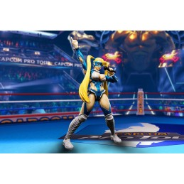 STREET FIGHTER - RAINBOW MIKA S.H. FIGUARTS ACTION FIGURE
