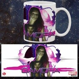 GUARDIANS OF THE GALAXY VOL.2 GAMORA MUG TAZZA IN CERAMICA SEMIC