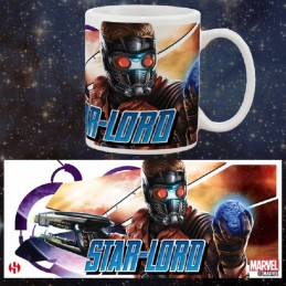 GUARDIANS OF THE GALAXY VOL.2 STAR-LORD 3 MUG TAZZA IN CERAMICA SEMIC