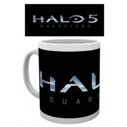 GB EYE HALO 5 GUARDIANS LOGO MUG TAZZA IN CERAMICA