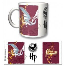 2BNERD HARRY POTTER DRAGON MUG TAZZA IN CERAMICA