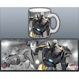 SEMIC IRON MAN WAR MACHINE MUG TAZZA IN CERAMICA