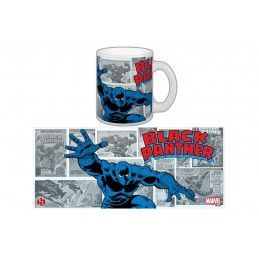 BLACK PANTHER CLASSIC MUG TAZZA IN CERAMICA SEMIC