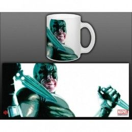 DAREDEVIL BULLSEYE MUG TAZZA IN CERAMICA SEMIC