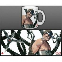MARVEL VILLAINS DOC OCK MUG TAZZA IN CERAMICA SEMIC