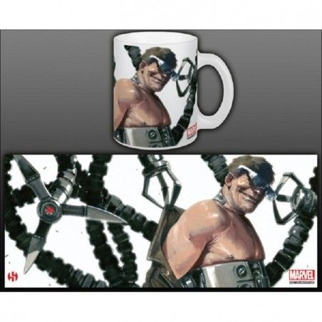 MARVEL VILLAINS DOC OCK MUG TAZZA IN CERAMICA