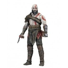 NECA GOD OF WAR 4 - KRATOS 1/4 SCALE 45CM ACTION FIGURE