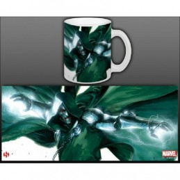 MARVEL VILLAINS DR. DOOM MUG TAZZA IN CERAMICA SEMIC