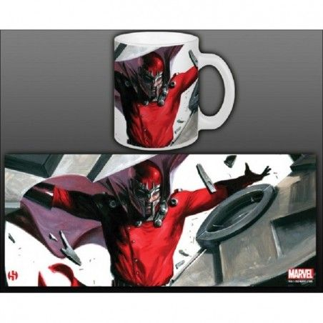 MARVEL VILLAINS X-MEN MAGNETO MUG TAZZA IN CERAMICA