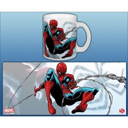 SPIDER-MAN KAARE ANDREWS MUG TAZZA IN CERAMICA SEMIC