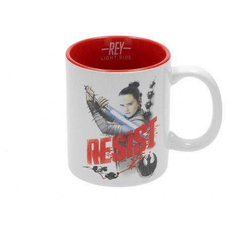 STAR WARS REY MUG TAZZA IN CERAMICA