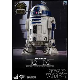STAR WARS EPISODE VII R2-D2 1/6 SCALE ACTION FIGURE